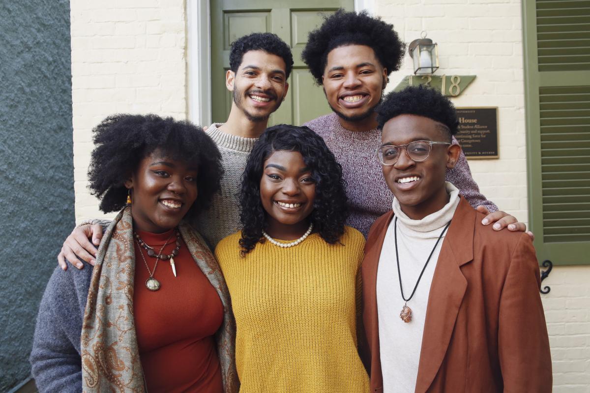 2018-2019 Black House Residents