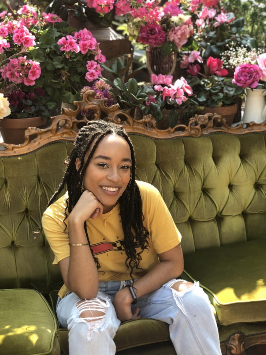 Morgan Robinson - Marketing and Outreach Coordinator